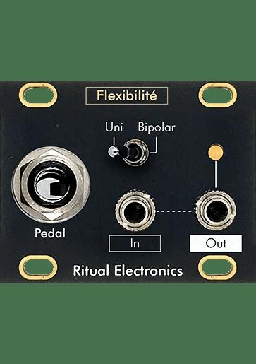 1U Flexibilite front panel
