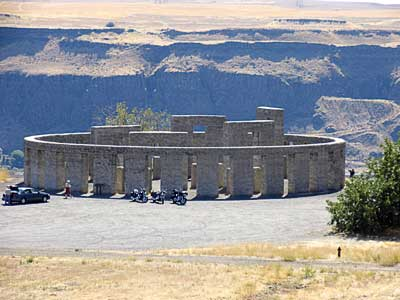 Stonehenge at Maryhill, Washington