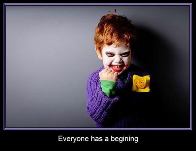 the-joker-begins