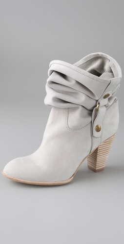 Marc by Marc Jacobs Tab Slouch Boots