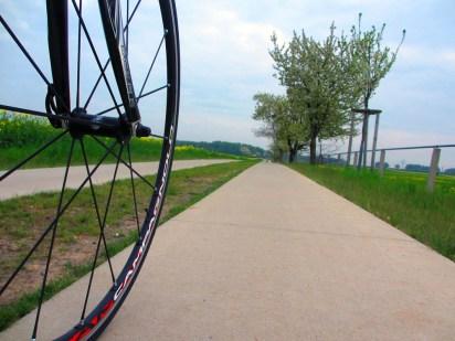 Wirtschaftsweg hinter Prießnitz