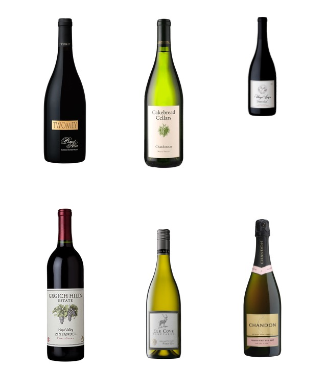 Festive Fall Wines For Entertaining