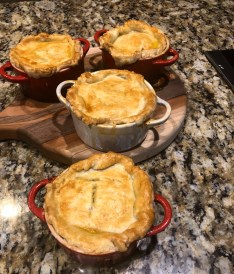 Mini Chicken Pot Pies Le Creuset