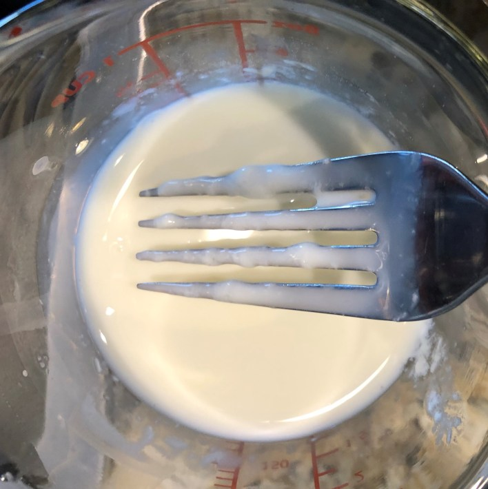 milk and lemon juice make buttermilk