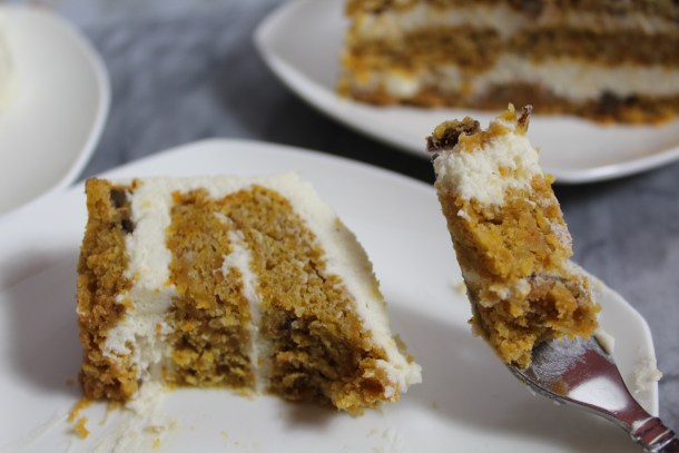 Best carrot cake bite