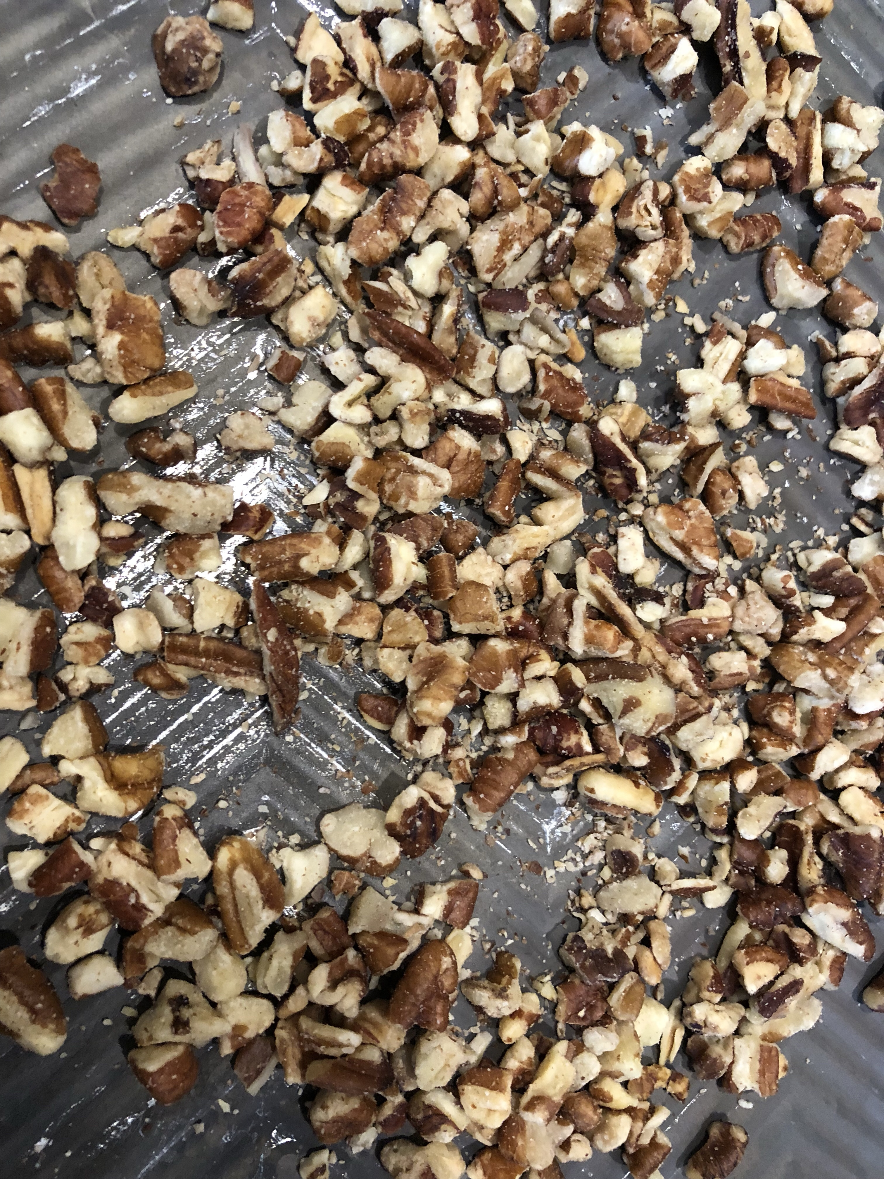 Toasted Pecan Pieces