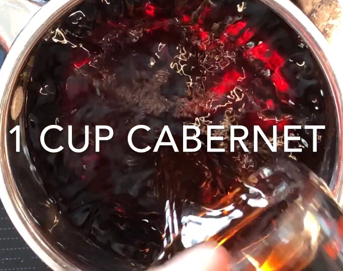 reduce wine