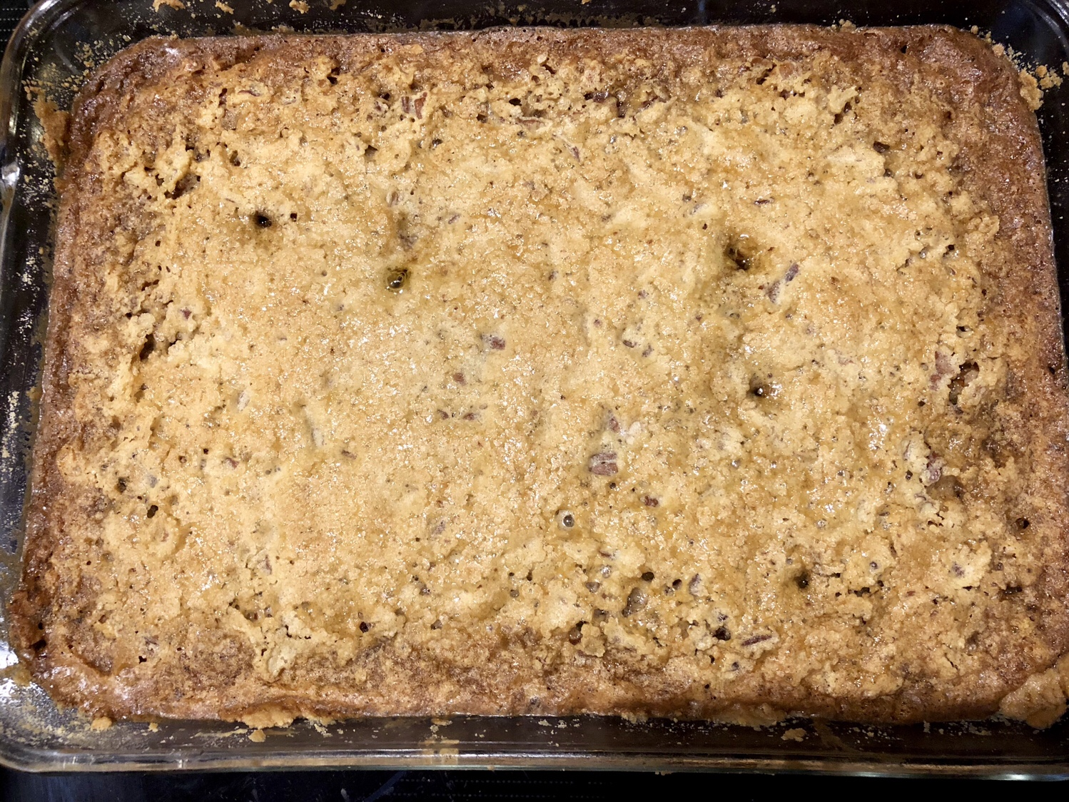 The Most Epic Chocolate Pecan Bars