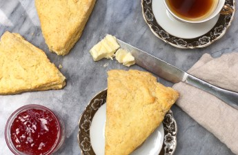 Royal Wedding Day Scones