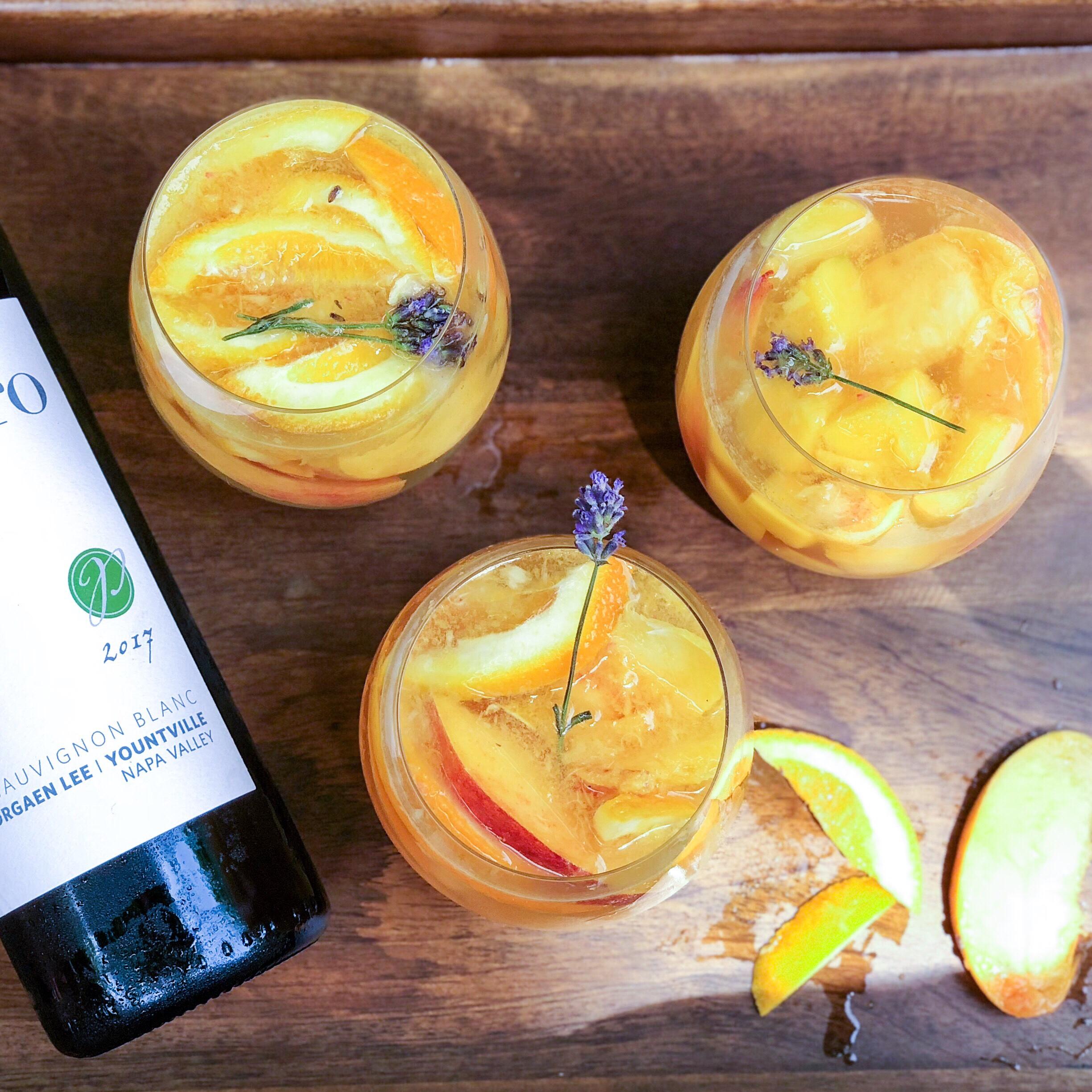 Sauvignon Blanc Sangria