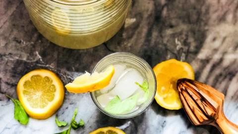 Lemonade Recipe