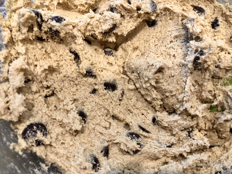 S'Mores Cookies Dough
