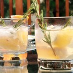 Timur Pepper Gin and Tonic