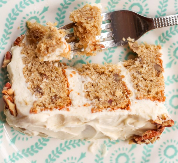 hummingbird cake with rum
