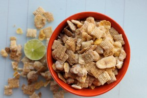 Coconut Lime puppy chow