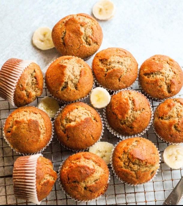 best banana bread muffin recipe