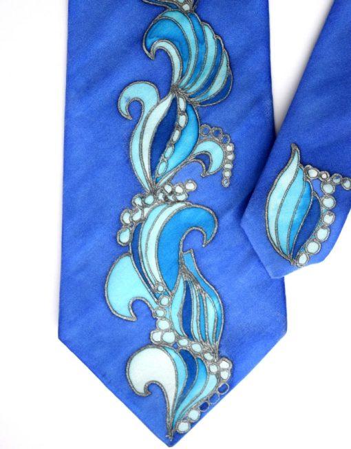 Dapper Blue Tie