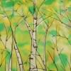 Green Birch Scarf