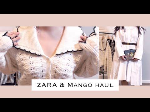 💙Zara & Mango Haul 2021 Requirements Be sure to buy!  🥰 Grow, mango spring new howl!     Deuktem at Kids Corner?!  A variety of 77 sizes!