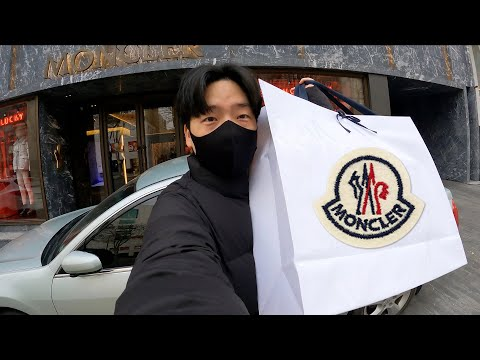 I bought 2.1 million won down padding