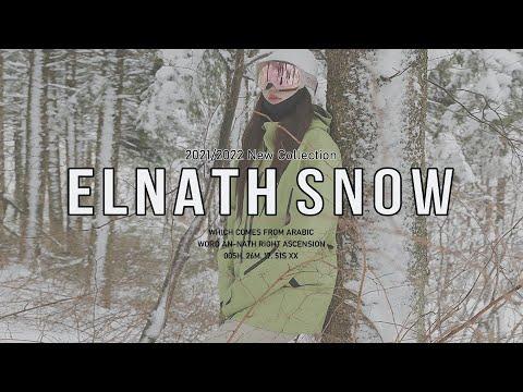 [2021 Elnas Snowboardwear New Lookbook] X ventofilmworks