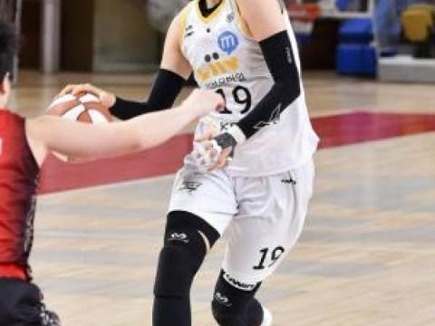 Siapa MVP bola basket putri?  Upacara penghargaan liga reguler ke-25
