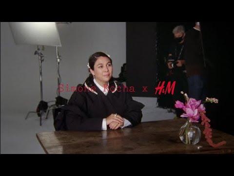 Simone Rocha and H&M in a unique designer collaboration