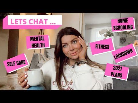 我回来了! 赶紧赶上!  2021年锁定| 家庭教育| 健身| 精神健康