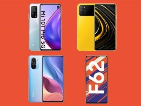지난주 가장 인기있는 스마트 폰 : Redmi K40 Pro +, Galaxy F62, Galaxy A32, Mi 11 등