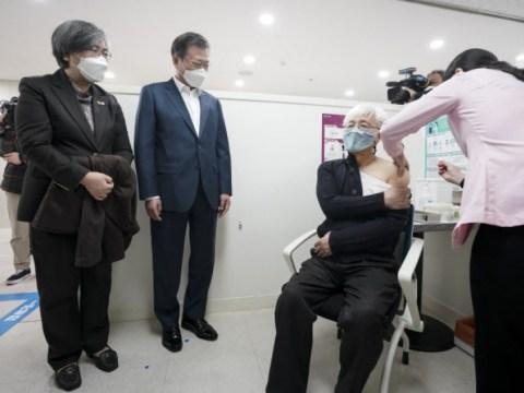 "[Pencegahan meredam] ""Setelah vaksinasi Corona 19 … Tolong, tolong"""