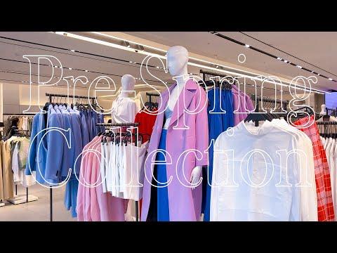 [Fashion MD View] Zara Spring New Preview Fashion 2分钟剪裁l我应该穿什么外套?