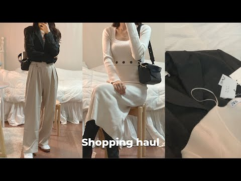 𝐇𝐀𝐔𝐋 Zara ฤดูใบไม้ผลิหอนใหม่: *