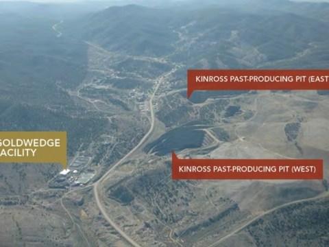 Scorpio Gold, 네바다 주 맨해튼의 Kinross 부동산 매입에 대한 미국 정부 승인 획득