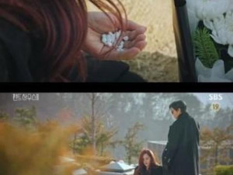 'Penthouse 2', Lee Ji-ah kembali dengan ciuman berakhir di Ju Dan Tae … 27,9%