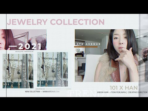 🌘KATE's Jewelry🌒 NY Designer Brand Accessories Howl 🗽2021 New 💝 JEWELRY Collection 💍101x HAN 🌙 Unique & Luxurious