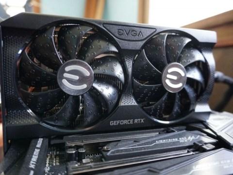 Nvidia GeForce RTX 3060 리뷰 : 괜찮습니다