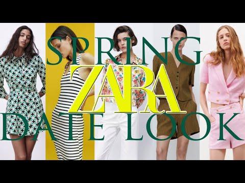 ZARA Zara Spring New Wearing Date Is It |  Boyfriend 🤵🏻 styling a date look that will fall in love!!  |  Zara, style your way with 13 items!!