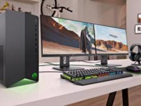 Pavilion Gaming Desktop Menyatakan Harga Besar Terbatas untuk G Market