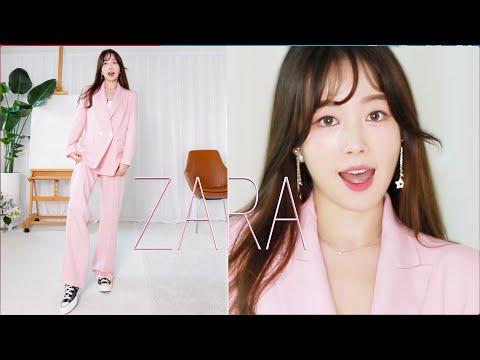 ZARA Zara Shinsang Howl🛍สวมแจ็คเก็ตสปริงประสานกับ Chanel, Dior, Hermes, Bottega Veneta, Rococo Yul