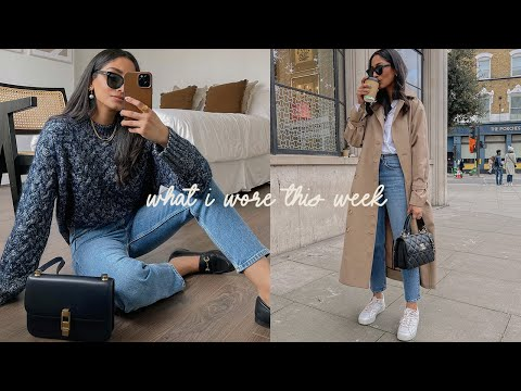 WHAT I WORE THIS WEEK | SPRING LOOKBOOK