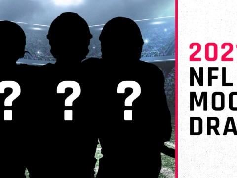 NFL Mock Draft 2021 : 7 라운드 에디션을 완성한 워싱턴 주 패트리어츠, 베어스, 탑픽 이후 새로운 QB