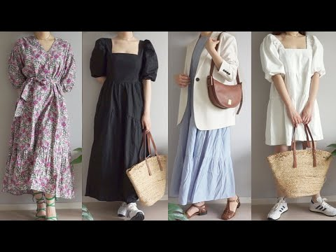 Mango howl    New dress recommended/not recommended 💚 Long dress, mini dress, floral print, daily bag MANGO 2021 SPRING HAUL