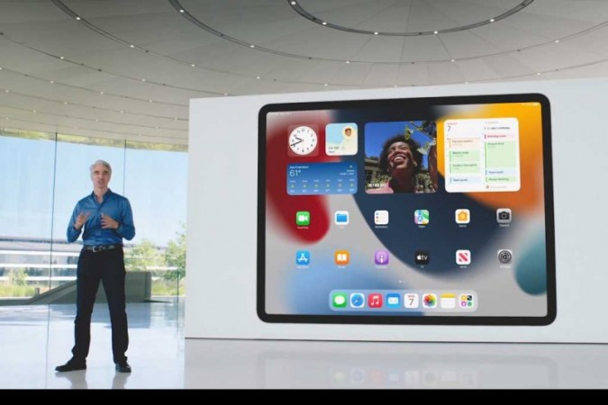 iPadOS 15 : 홈 화면 새로 고침, 더 간단한 멀티 태스킹, 슈퍼 노트 등