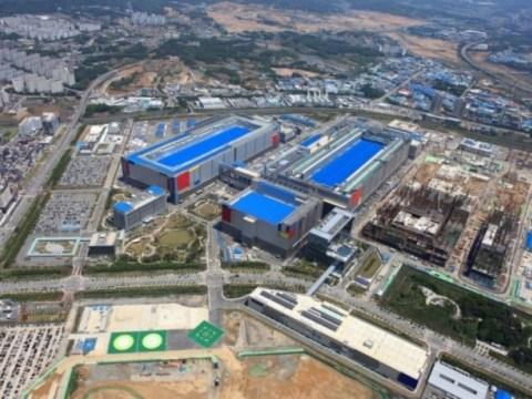 Samsung Electronics, yang pertama di industri semikonduktor yang menerima sertifikasi 'karbon, air, dan pengurangan limbah'