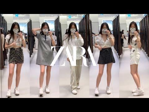 ENG) 🐢2021 ZARA Zara Newest Summer Haul_20s Daily, Date Look_Shawnee's Haul-02