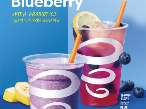 SPC Jamba Juice, 5 jenis minuman blueberry bakteri asam laktat diluncurkan