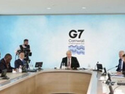 Tanggung jawab internasional untuk 'meningkatkan status Korea' seperti dukungan untuk negara berkembang G7 juga berkembang