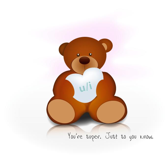 Bear_ui_vector