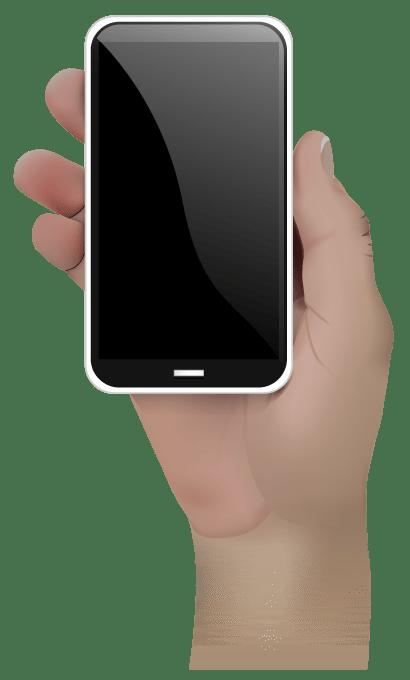 Mobile-hand