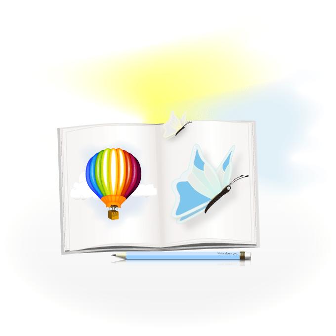 The-illustration-book